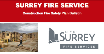 Construction Site Fire Safety and Fire Response – Wood-Works