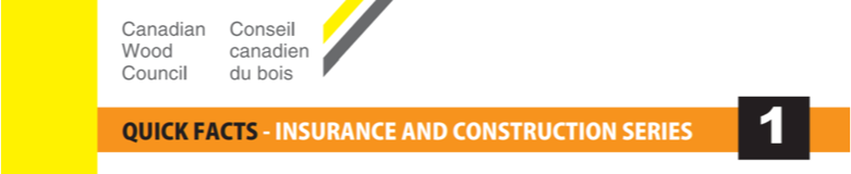 "Insurance and Construction Series (CWC, 2005): ""No. 1 – Course of Construction Insurance Basics"""