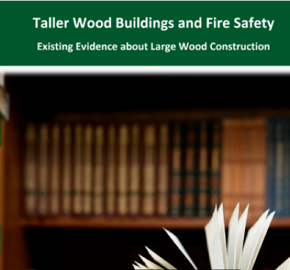 Taller Wood Buildings and Fire Safety