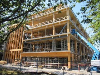 Heavy Timber Construction Building Code and Fire Engineering Opportunities