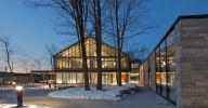Brooklin Lib CC Library Exterior