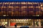 Art Gallery of Ontario Transformation, Toronto, ON exterior windows night