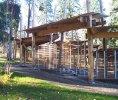 The Okanagan Mountain Fire Pavilion Kelowna, BC