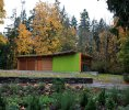 The Elma Bay Residence Black Creek. BC exterior