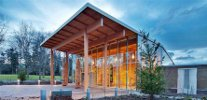 First Peoples House University of Victoria Victoria,BC exterior