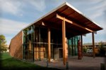 First Peoples House University of Victoria Victoria,BC entrence