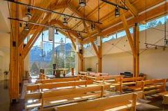 Queen of Peace Monastery, Squamish Valley, BC