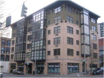 Jeffery Building, Portland, Oregon finished