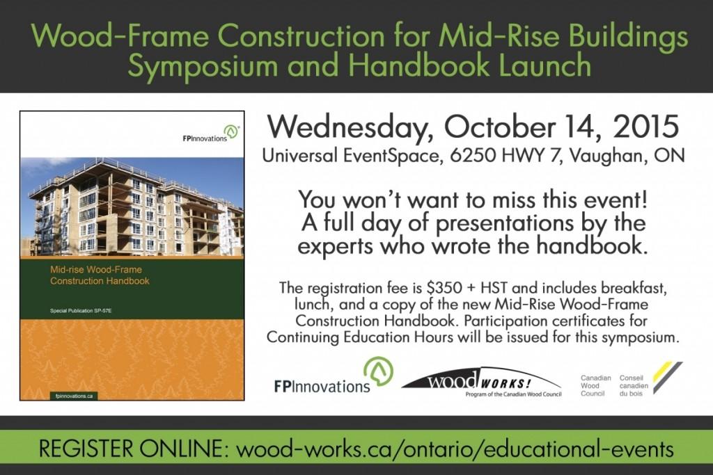 Midrise Handbook Symposium