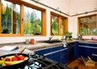 Guest House at Myra Canyon Ranch Kelowna, BC interior