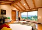 Guest House at Myra Canyon Ranch Kelowna, BC bedroom