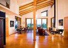 Guest House at Myra Canyon Ranch Kelowna, BC dining area