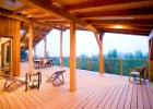 Guest House at Myra Canyon Ranch Kelowna, BC