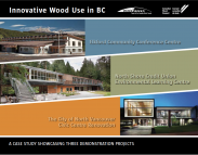 Innovative Wood use in BC case study image