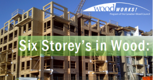 Six Storey's in Wood
