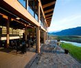 Tobiano Golf Clubhouse & Maintenance Building Kamloops, BC patio