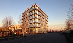(c) ZGF Cotter Architects Inc. Riverport Flats Phase II