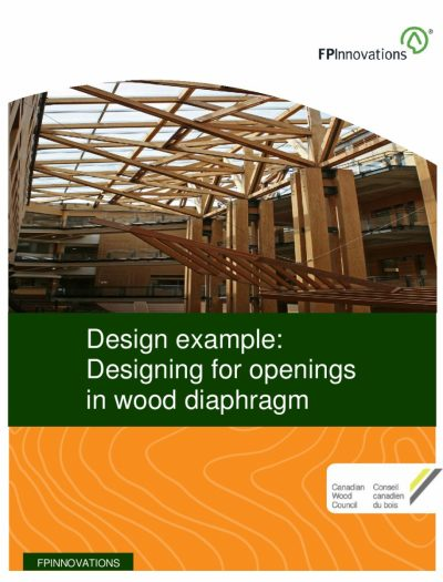 Design-example-of-designing-for-openings-in-wood-diaphragm-pdf