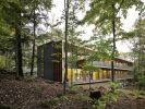 Prefab Cottage for Two Families Muskoka, ON