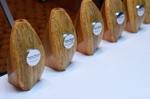 Prairie Wood Design Awards Trophies 2016