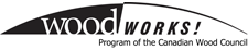 Wood Works Logo BW